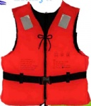 rubber men type life jacket